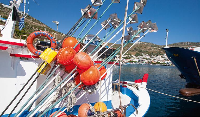 dormitar Fugaz capa  Fishermen and Friends - Travelling to Fourni